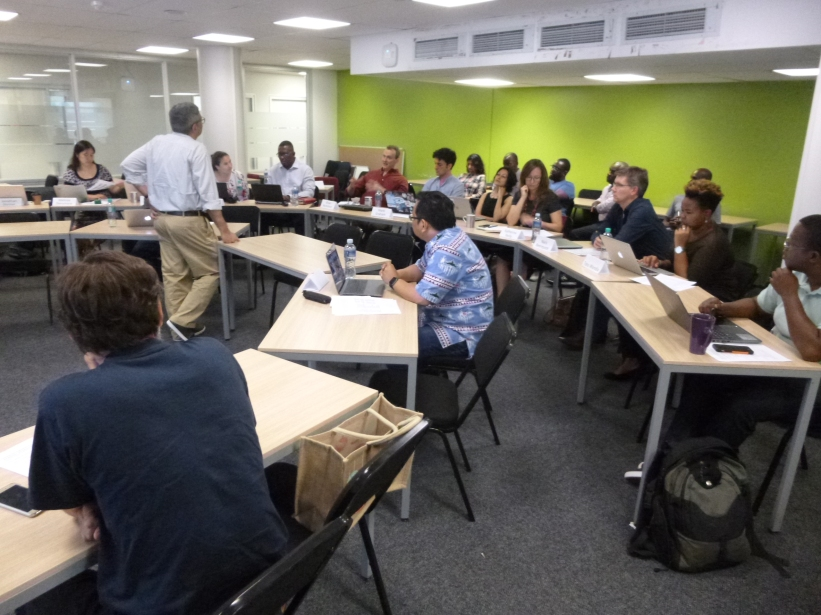DIODE Workshop Cape Town